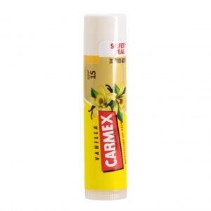 Carmex Balzám na rty ultra hydratační SPF 15 Vanilka 4,25 g  balzám na rty 4,25 g