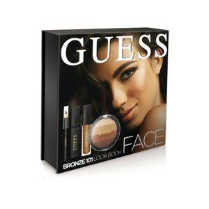 Guess Face Look Book Kit paletka na tvář   101 Bronze -  bronzová
