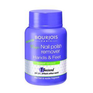 Bourjois Magic Nail Polish Remover odlakovač 75 ml