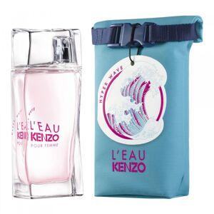 Kenzo L´Eau Kenzo Hyper Wave Femme toaletní voda 50 ml