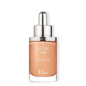 Dior Diorskin Nude Air Serum vysoce tekutý make-up pro nahý, přirozeně zdravý a prozářený vzhled  033 Apricot Beige