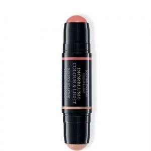 Dior Diorblush Colour & Light prozařující tvářenka pro oživení barvy a jemné tvarování kontur  002 Peach Glow