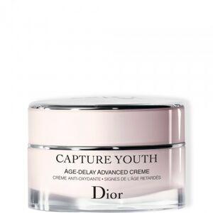 Dior Capture Youth Age-Delay Advanced Creme péče o pleť pro zachování mladistvého vzhledu pleti 50ml