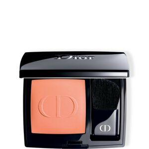 Dior Diorskin Rouge Blush vysoce pigmentovaná a dlouhodržící tvářenka  136 Delicate Matte