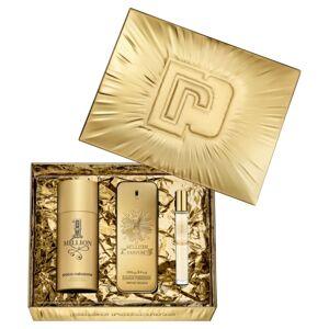 Paco Rabanne One Million Parfum  dárkový set EdP 100 ml + deodorant 150 ml + miniatura 10 ml