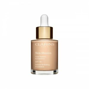Clarins Skin Illusion Foundation make-up  105
