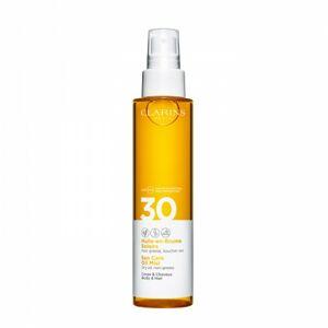 Clarins Sun Care Body Oil Mist SPF30 olej na opalování 50ml