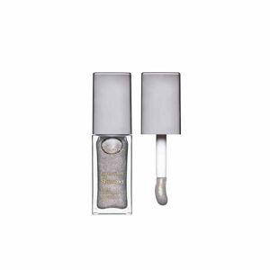 Clarins Lip Comfort Oil Shimmer olej na rty s vícerozměrným leskem  01 - Sequin Flares