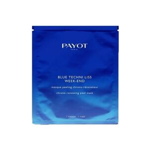 Payot Blue Techni Liss Week-end Week-end Chrono-renewing peel mask pleťová maska 1 ks