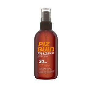 Piz Buin TAN & PROTECT Oil Spray SPF 30  olejový sprej urychlující opalování 150 ml