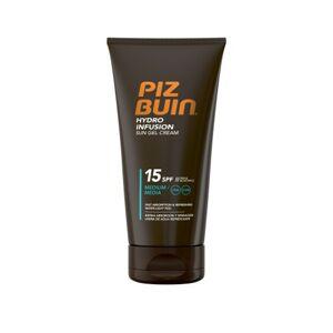 Piz Buin Hydro Infusion Sun Gel Cream SPF 15 hydratační gelový opalovací krém 150 ml