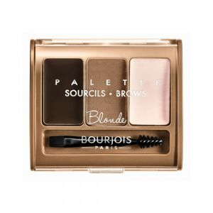 Bourjois Palette Sourcils Brows paletka na oči  001
