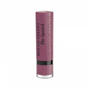 Bourjois Rouge Velvet the Lipstick  rtěnka  019