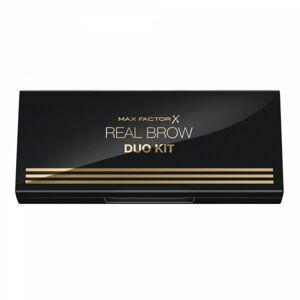 Max Factor Real Brow paletka na obočí  001