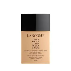 Lancôme Teint Idole Ultra Wear Nude make-up  025 Beige Lin