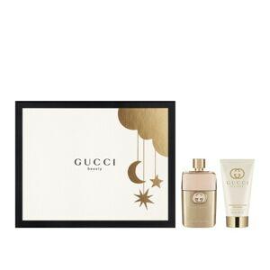 Gucci Guilty Pour Femme set dárková kazeta EdP 50 ml + Bl 50 ml