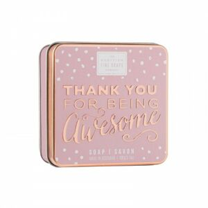 Scottish Fine Soaps Thank you For Being Awesome mýdlo vplechu 100g