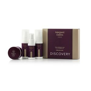 Margaret Dabbs London Discovery Kit - Fabulous Feet cestovní/dárková sada péče o nohy 1 sada = 4 produkty