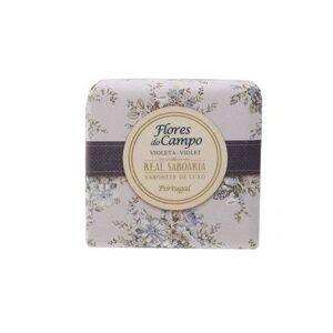 Real Saboaria Flores do Campo Soap - Violet  luxusní mýdlo s vůní fialek 50g