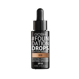 GOSH COPENHAGEN Foundation Drops make-up  008 Honey