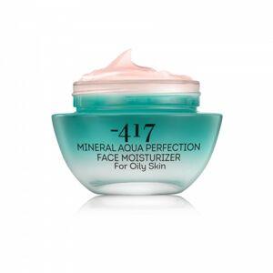 -417 Perfection Face Moisturizer  for oil skin minerální hydratační denní krém 50 ml