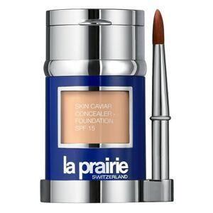 La Prairie Skin Caviar Concealer • Foundation SPF 15 make-up  Pure Ivory