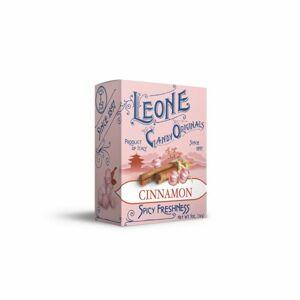 Pastiglie Leone Cinnamon candy originals bonbóny s příchutí Skořice 30 g