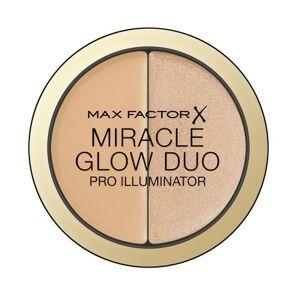 Max Factor Miracle Glow Duo  rozjasňovač  020 medium