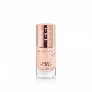Naj-Oleari Oleo gel Nail Lacquer lak na nehty s gelovým efektem  06 powder pink
