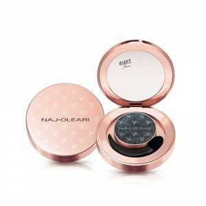 Naj-Oleari Colour Fair Eyeshadow intenzivní oční stíny  20 multi-shimmer black