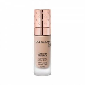 Naj-Oleari Lasting Veil Foundation NEW dlouhotrvající make-up  103 Natural Beige