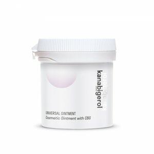 KANABIGEROL Universal Ointment CBG kosmetická mast CBG 100 ml