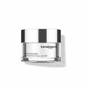 KANABIGEROL Revitalizing Face Cream CBG luxusní pleťový krém 50 ml