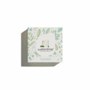 Waterdrop® CLEAN (byliny / kopřiva / jalovec) microdrink microdrink  12 kapslí