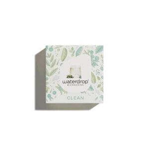 Waterdrop® CLEAN (byliny / kopřiva / jalovec) I.  microdrink 12 kapslí